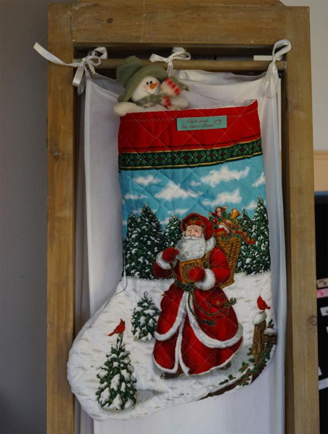 Des étiquettes tissées fantaisies pour vos créations et cadeaux de Noël