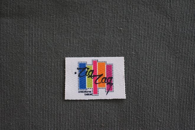 Vos logos sur vos étiquettes !