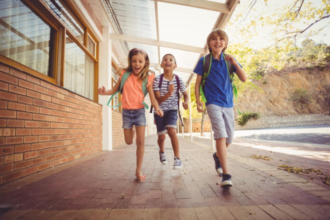 Prévoyez des étiquettes personnalisées au nom de votre enfant pour la rentrée !
