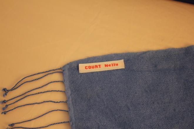 Des étiquettes à coudre ou thermocollante !