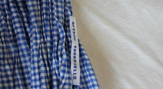 Etiquettes vêtements personnalisées pour les affaires des enfants