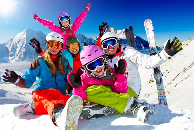 Vacances au ski : ne perdez plus les vêtements de vos enfants !