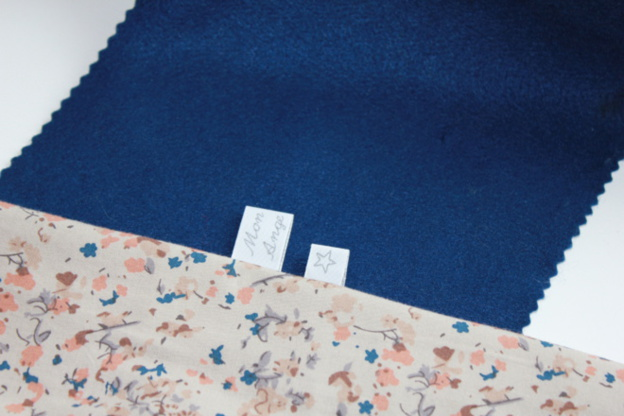 De jolies étiquettes tissées pour personnaliser vos vêtements