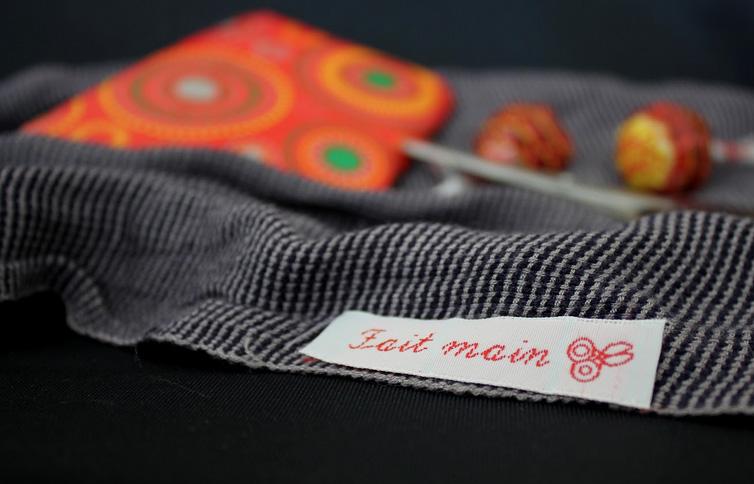 Marquez vos cadeaux de Nöel avec des étiquettes fantaisies !