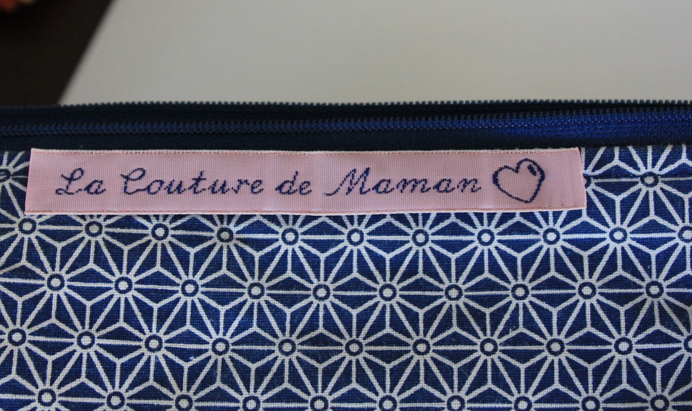 Des étiquettes pour personnaliser vos créations coutures