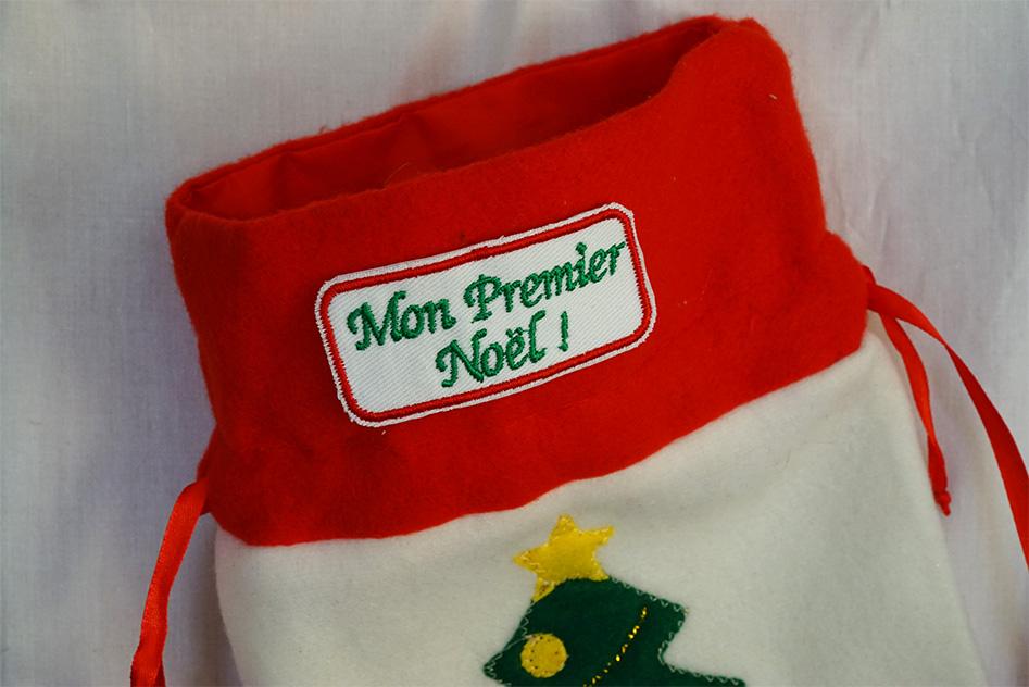 Premier Noël en vue...