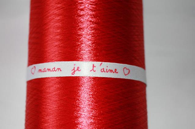 Une idée cadeau pour la fête des mères : le bracelet en satin personnalisé