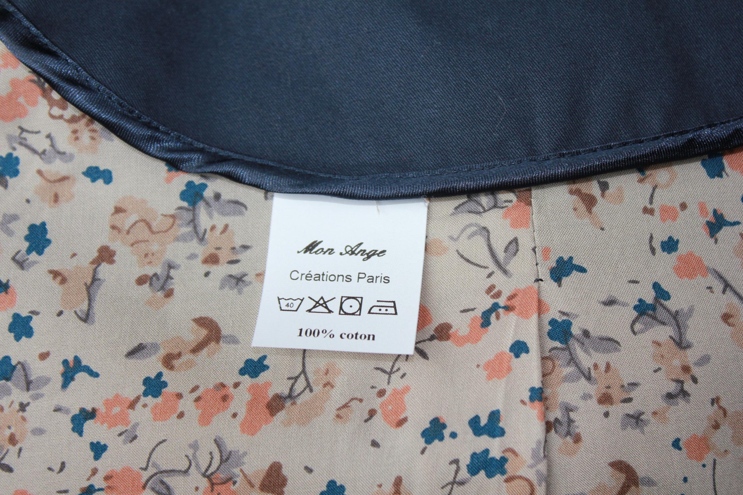 Des vêtements bébés personnalisés avec nos étiquettes de composition