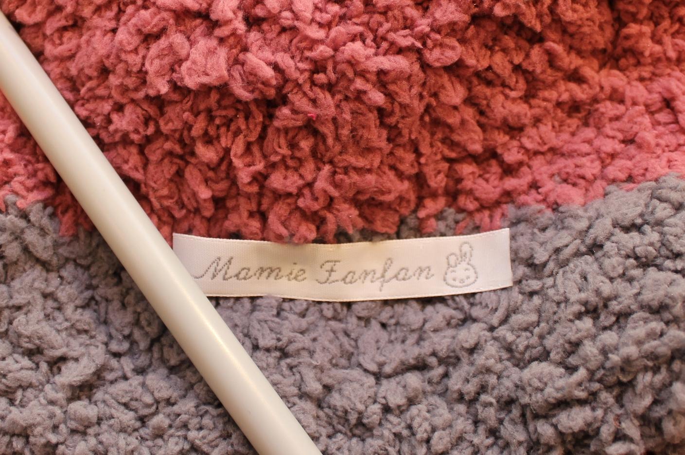 Marquez vos tricots maison avec des étiquettes tissées !