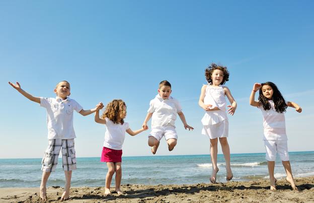Pendant les vacances d'été, ne perdez plus les vêtements de vos enfants !