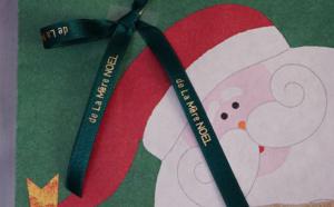 Emballez vos cadeaux de Noël avec votre propre ruban !