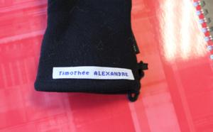 Utiliser des étiquettes vêtements pour éviter la perte d'affaires