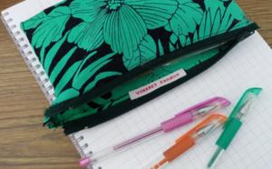 Rentrée scolaire: des étiquettes pour petits et grands