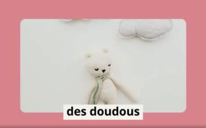 """Etiquettes personnalisées pour créations """"maison"""""""