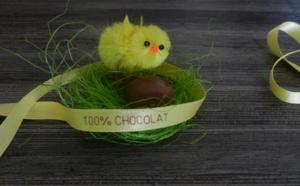 Rubans personnalisés: une touche personnelle pour Pâques !