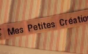 Personnalisez vos créations avec des étiquettes tissées !