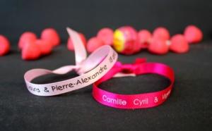 Créez une soirée ultra personnalisée avec les bracelets en satin de Juliette !