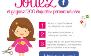 Grand Jeu Concours by Juliette !