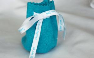 Baptême : personnalisez l'événement avec des rubans en satin !