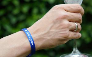 Des bracelets personnalisés pour les invités de votre mariage